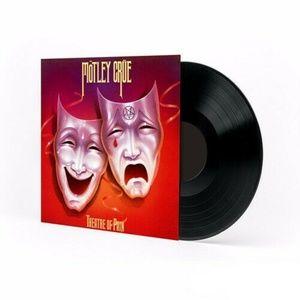 Motley Crue Theatre of Pain Vinyl Record
